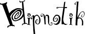 Hipnotik Font