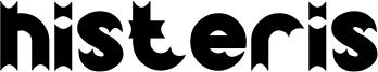 histeris Font