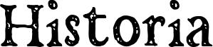 Historia Font
