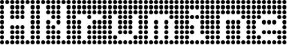 HNrumine Font