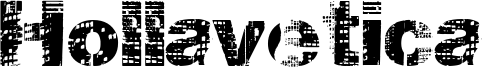 Hollavetica Font