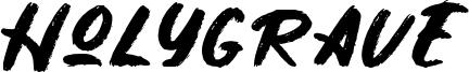 Holygrave Font