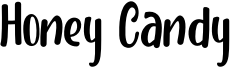 Honey Candy Font
