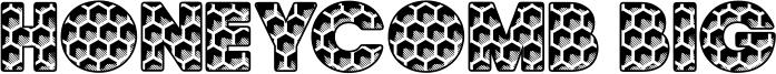 Honeycomb Big Font