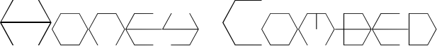Honey Combed Font