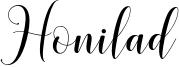 Honilad Font