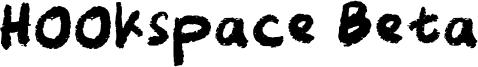 Hookspace Beta Font