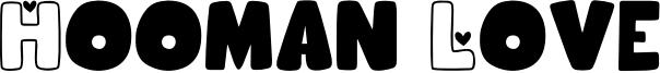 Hooman Love Font