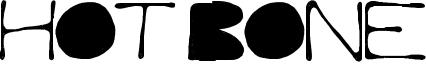 Hot Bone Font