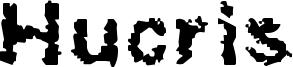 Hucris Font