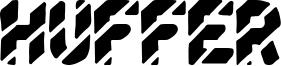 Huffer Font