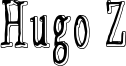 Hugo Z Font