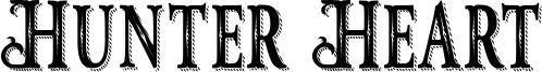 Hunter Heart - Free Font.otf