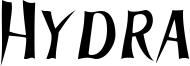 Hydra Font