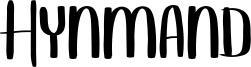 Hynmand Font