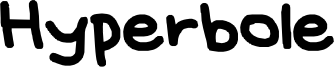 Hyperbole Font