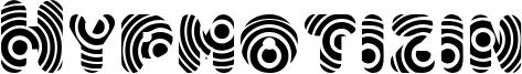 Hypmotizin Font