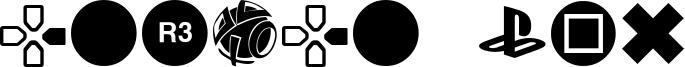 Iconic PSx Font