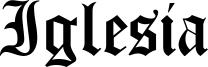 Iglesia Font