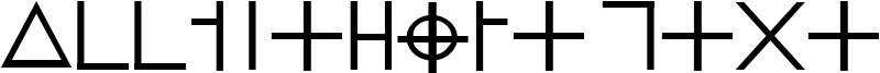 Illuminati Dirigens Berlin Font