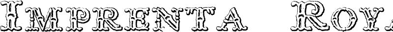 Imprenta Royal Nonpareil Font