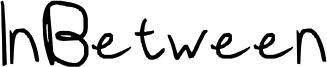 InBetween Font