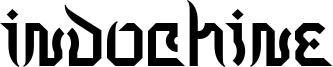 Indochine Font
