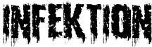 Infektion Font