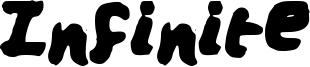 Infinite Font