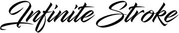 Infinite Stroke Font