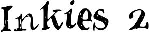 Inkies 2 Font