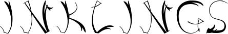 Inklings Font
