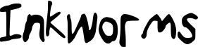 Inkworms Font