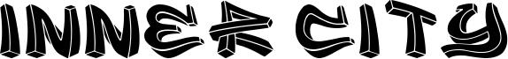 Inner City Font