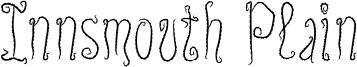 Innsmouth Plain Font