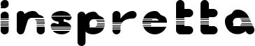 Inspretta Font