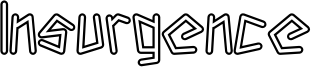 Insurgence Font