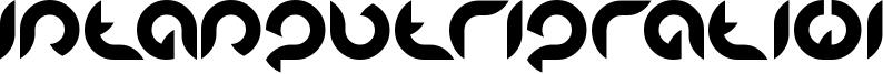 Intanputripratiwi Font
