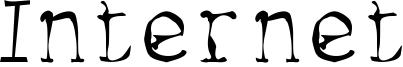 Internet Font