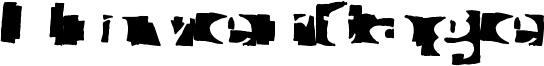 Invertage Font