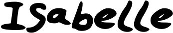 Isabelle Font