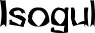 Isogul Font
