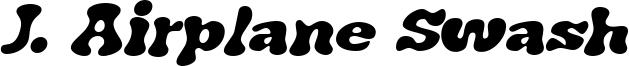 J-airplane-swash-italic-font.ttf