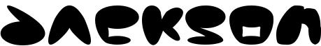 Jackson Font