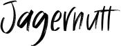 Jagernutt Font