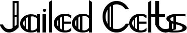 Jailed Celts Font