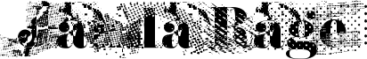 Janda Rage Font