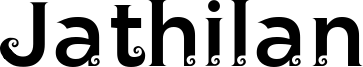 Jathilan Font