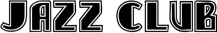 Jazz Club Font