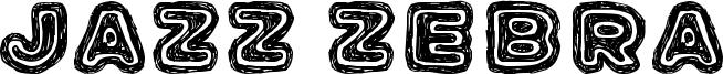 Jazz Zebra Font